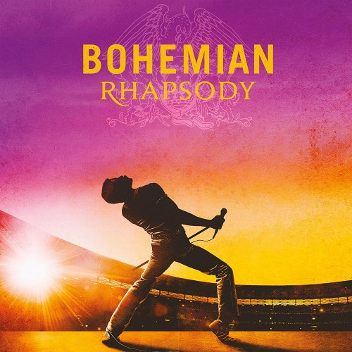 detail Bohemian Rhapsody - CD soundtrack