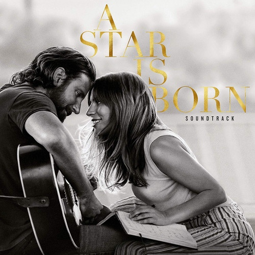 detail A STAR IS BORN (Zrodila se hvězda 2018) - CD soundtrack