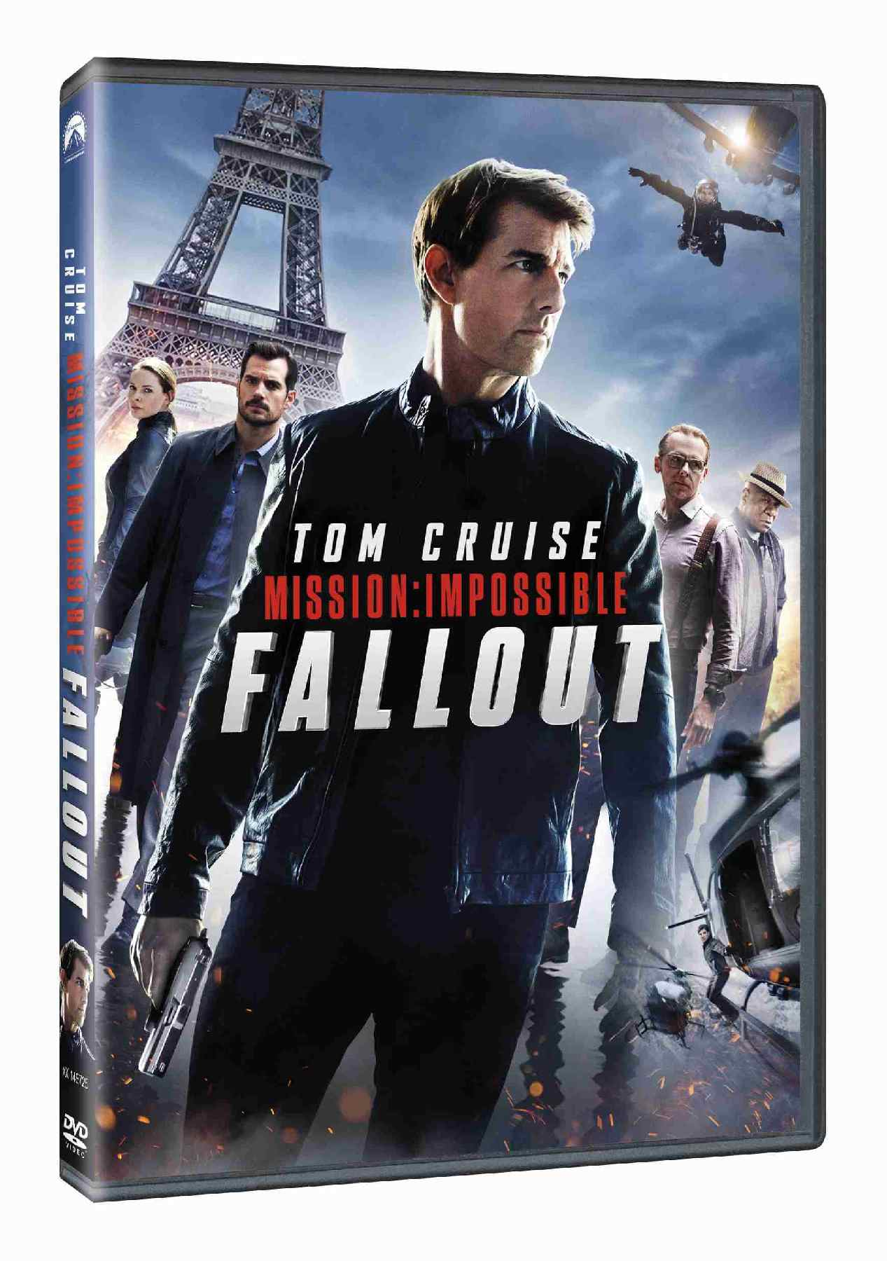 detail Mission: Impossible - Fallout - DVD