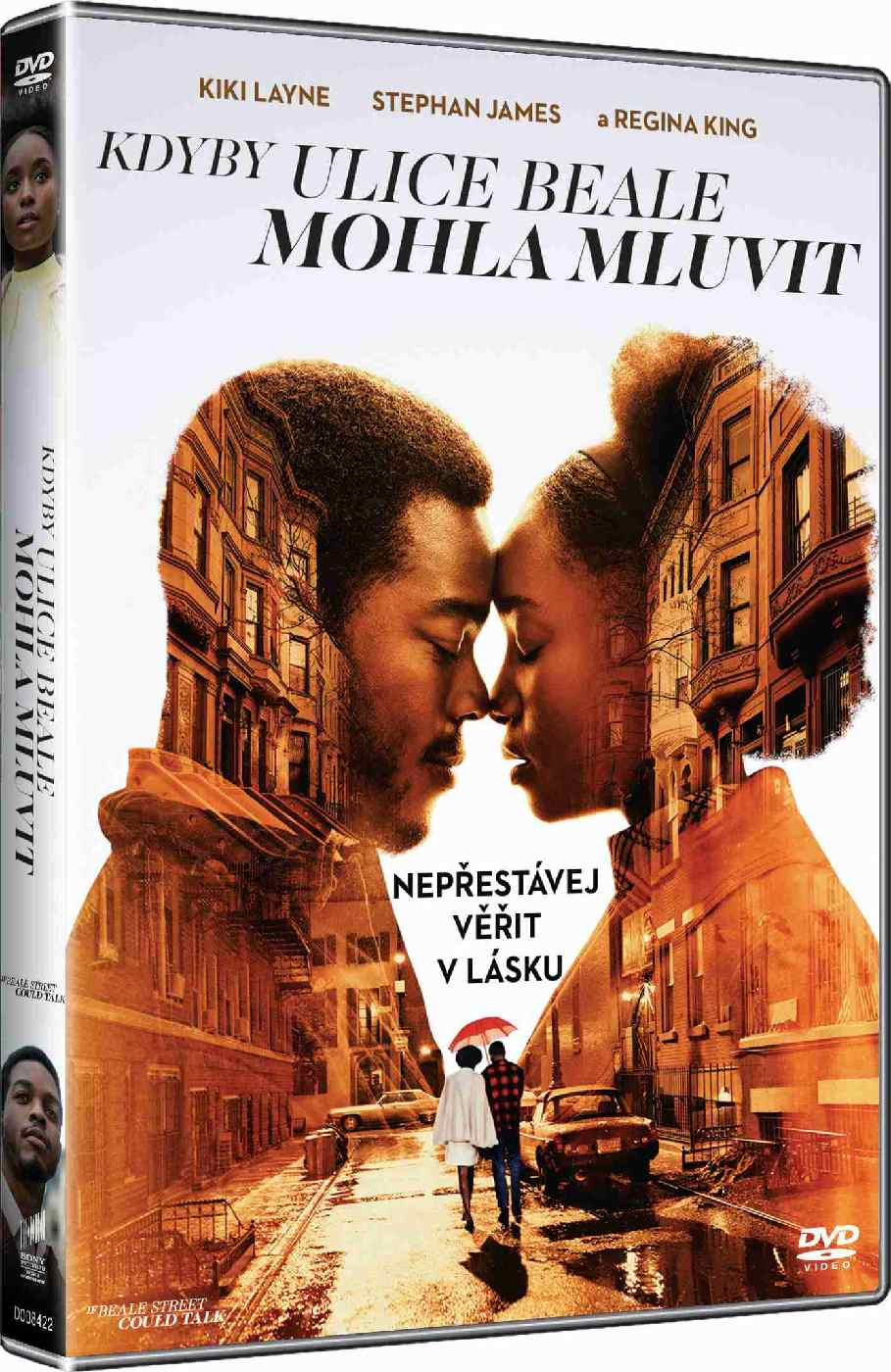 detail Kdyby ulice Beale mohla mluvit - DVD