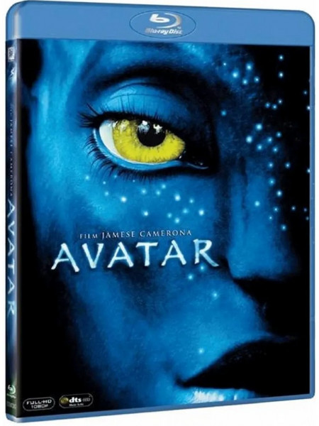 detail Avatar - Blu-ray