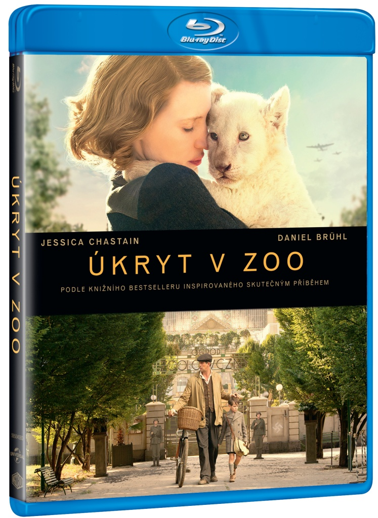 detail ÚKRYT V ZOO - Blu-ray