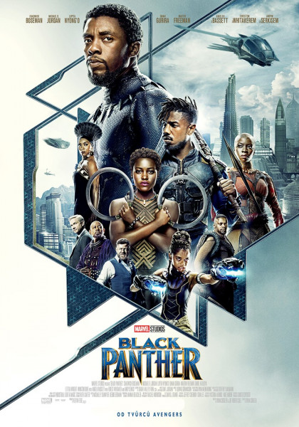 detail Black Panther - Blu-ray
