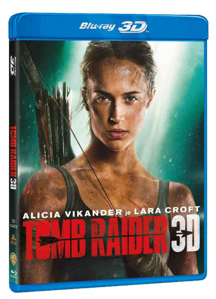 detail Tomb Raider - Blu-ray 3D + 2D (2BD)
