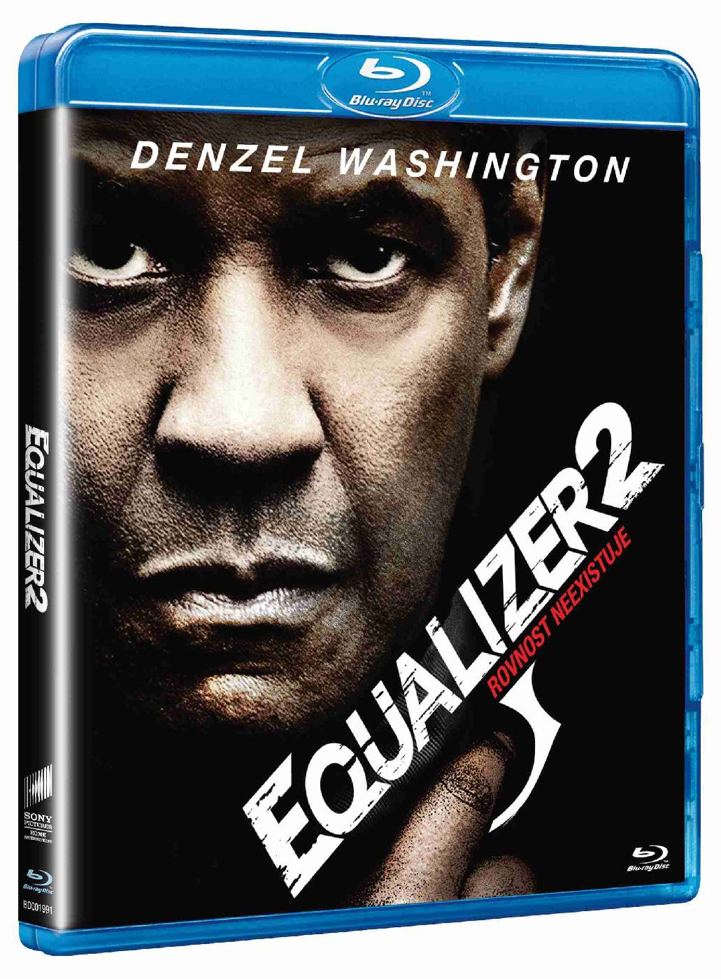 detail Equalizer 2 - Blu-ray