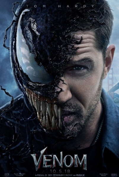 detail Venom (2018) - Blu-ray