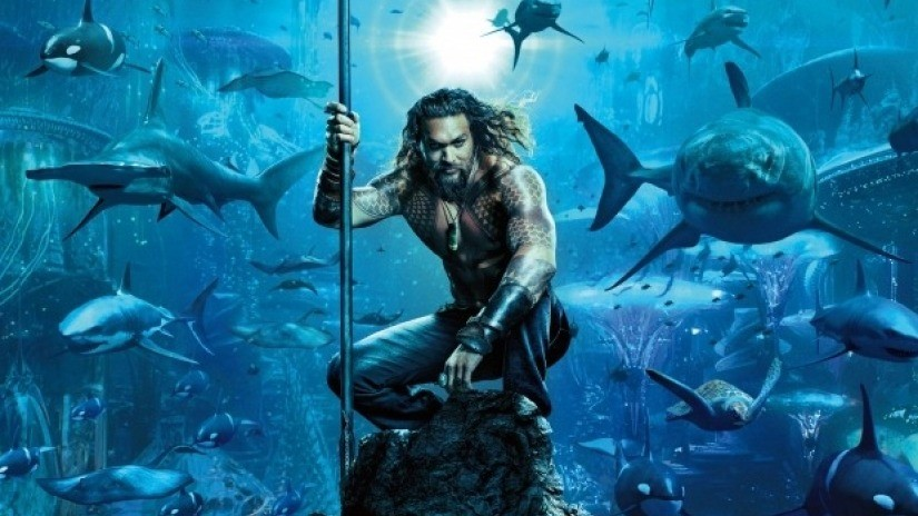detail Aquaman - Blu-ray 3D + 2D (2BD)