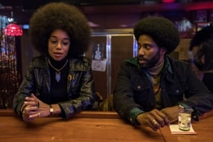 detail BlacKkKlansman - Blu-ray