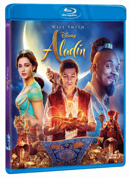 detail Aladin (2019) - Blu-ray