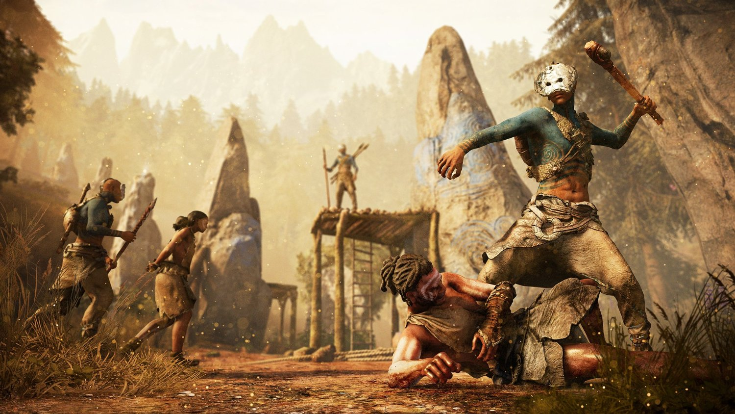 detail FAR CRY PRIMAL CZ - PC