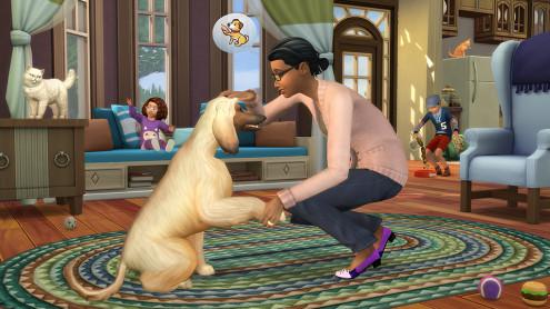 - The Sims 4: Psi a kočky