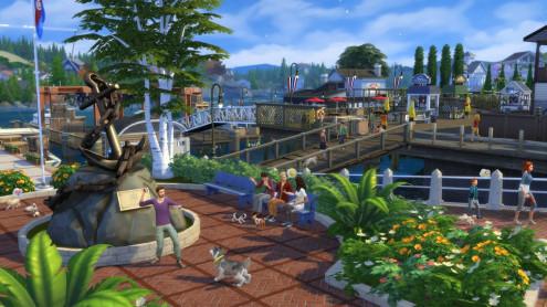 The Sims 4: Psi a kočky pro PC hra