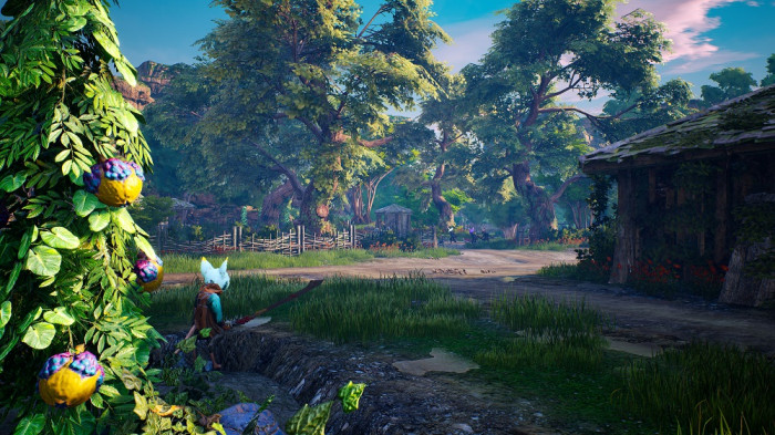 detail Biomutant - PC