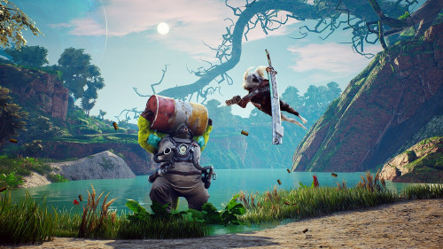 PC hra - BioMutant