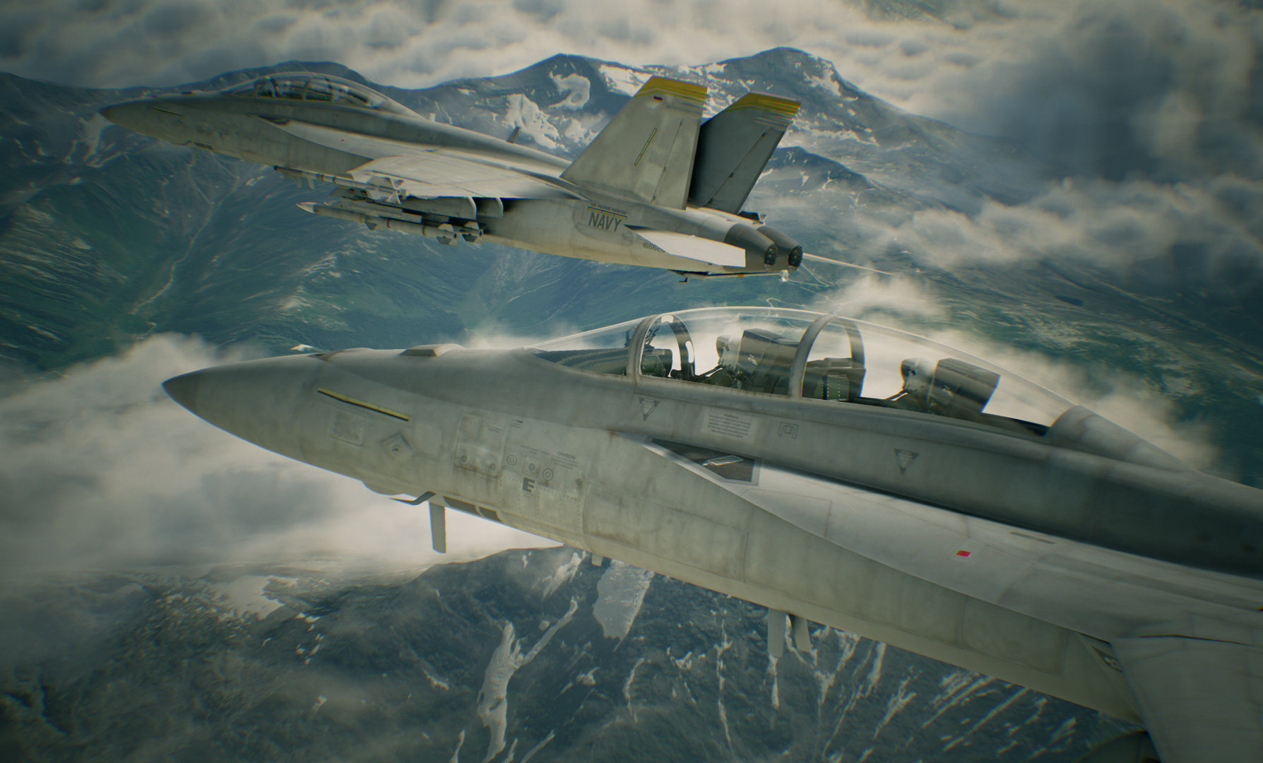 - Ace Combat 7: Skies Unknown