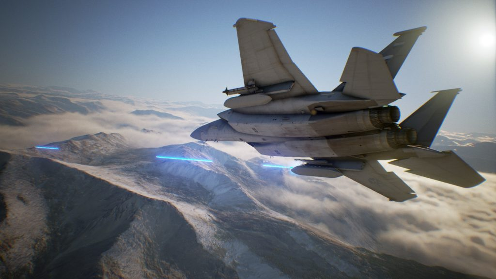 náhled Ace Combat 7: Skies Unknown - PC