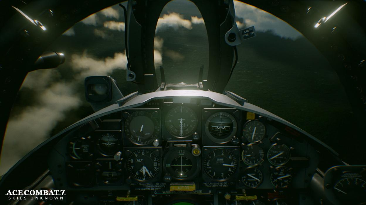 detail Ace Combat 7: Skies Unknown - PC