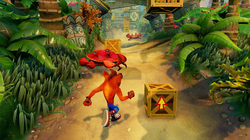 - Crash Bandicoot N.Sane Trilogy