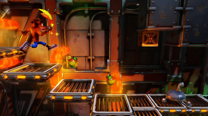 detail Crash Bandicoot N.Sane Trilogy - PC
