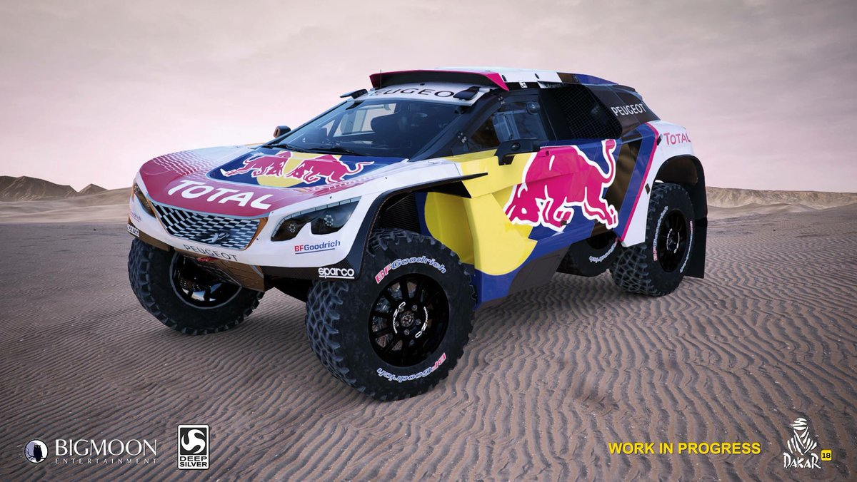 detail Dakar 18 - Day One Edition - PC