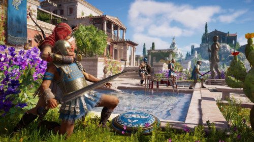 Assassin's Creed Odyssey pro PC hra