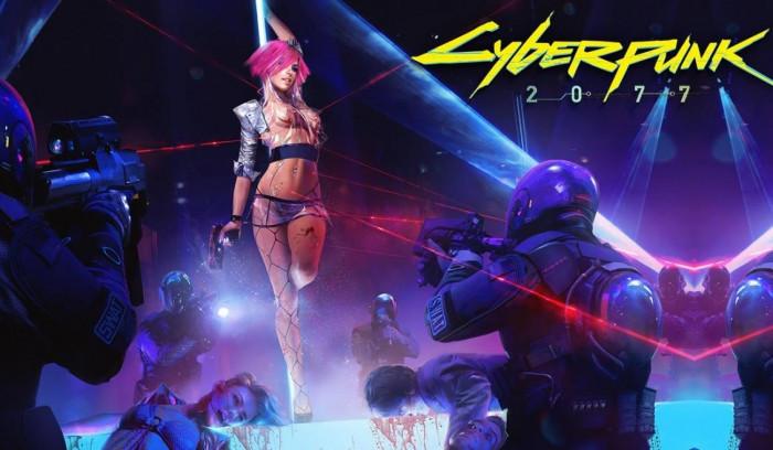 - Cyberpunk 2077