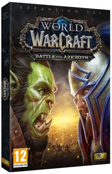 detail World of Warcraft: Battle for Azeroth - PC