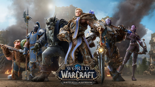 - World of Warcraft: Battle for Azeroth