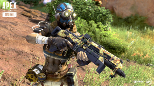 - Apex Legends Lifeline Edition