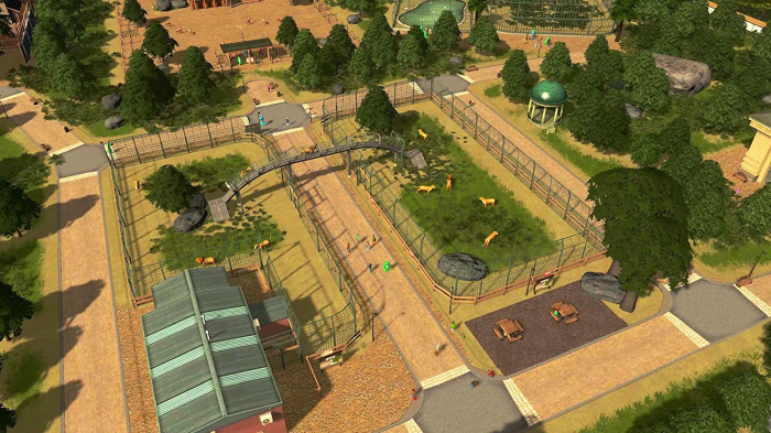 detail Cities Skylines: Parklife Edition - PC