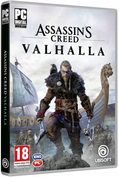 detail Assassin's Creed Valhalla - PC