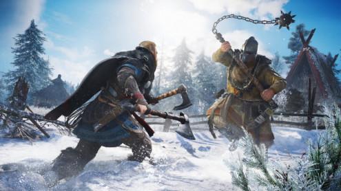 - Assassin's Creed Valhalla