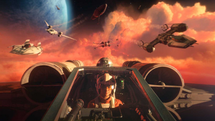detail Star Wars: Squadrons - PC