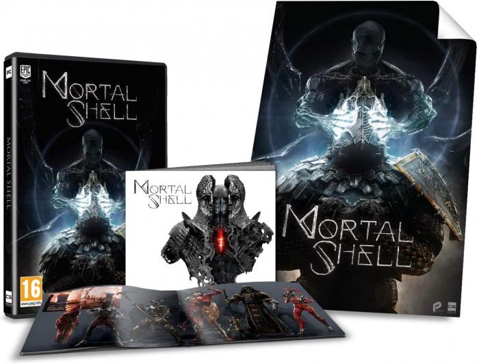 - Mortal Shell
