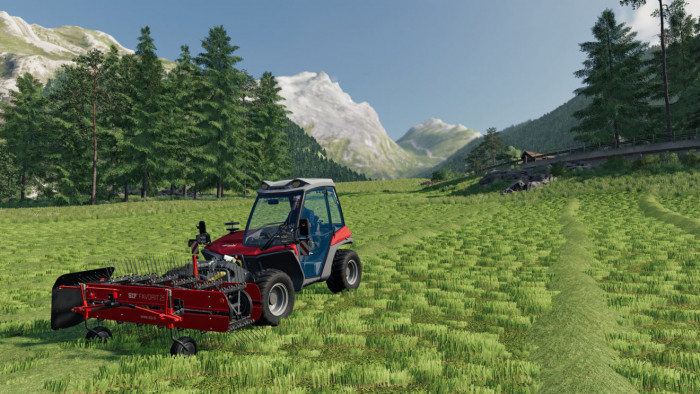 Farming Simulator 19 - Alpine Farming Expansion (DLC) pro PC hra
