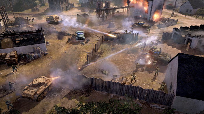 - Company of Heroes 2: All Out War Edition