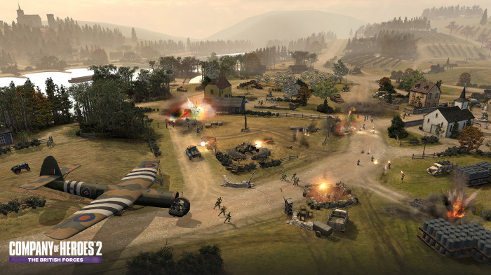 Company of Heroes 2: All Out War Edition pro PC hra