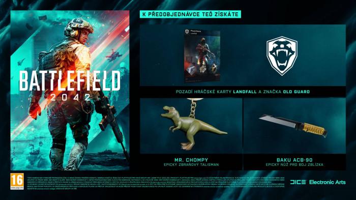 Battlefield 2042 pro Počítač