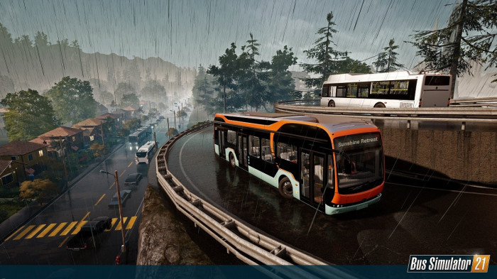 Bus Simulator 21 pro PC hra
