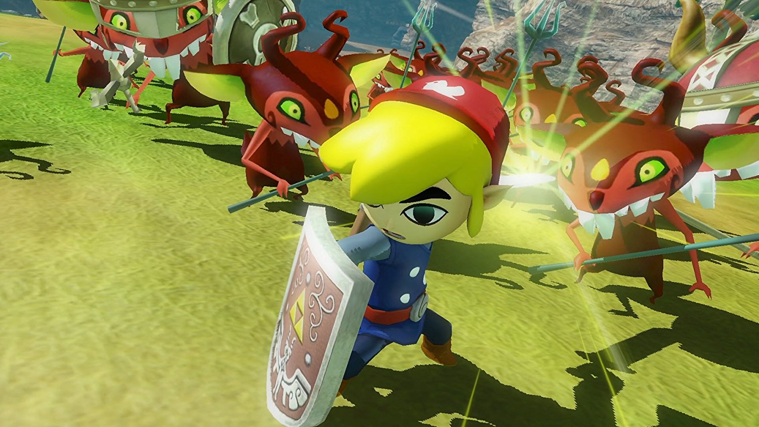 detail Hyrule Warriors Definitive Edition - Switch