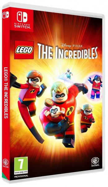 detail LEGO Incredibles - Switch