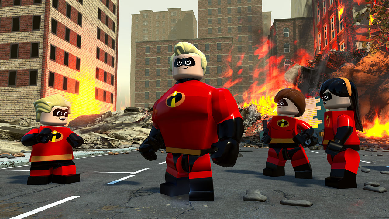 náhled LEGO Incredibles - Switch