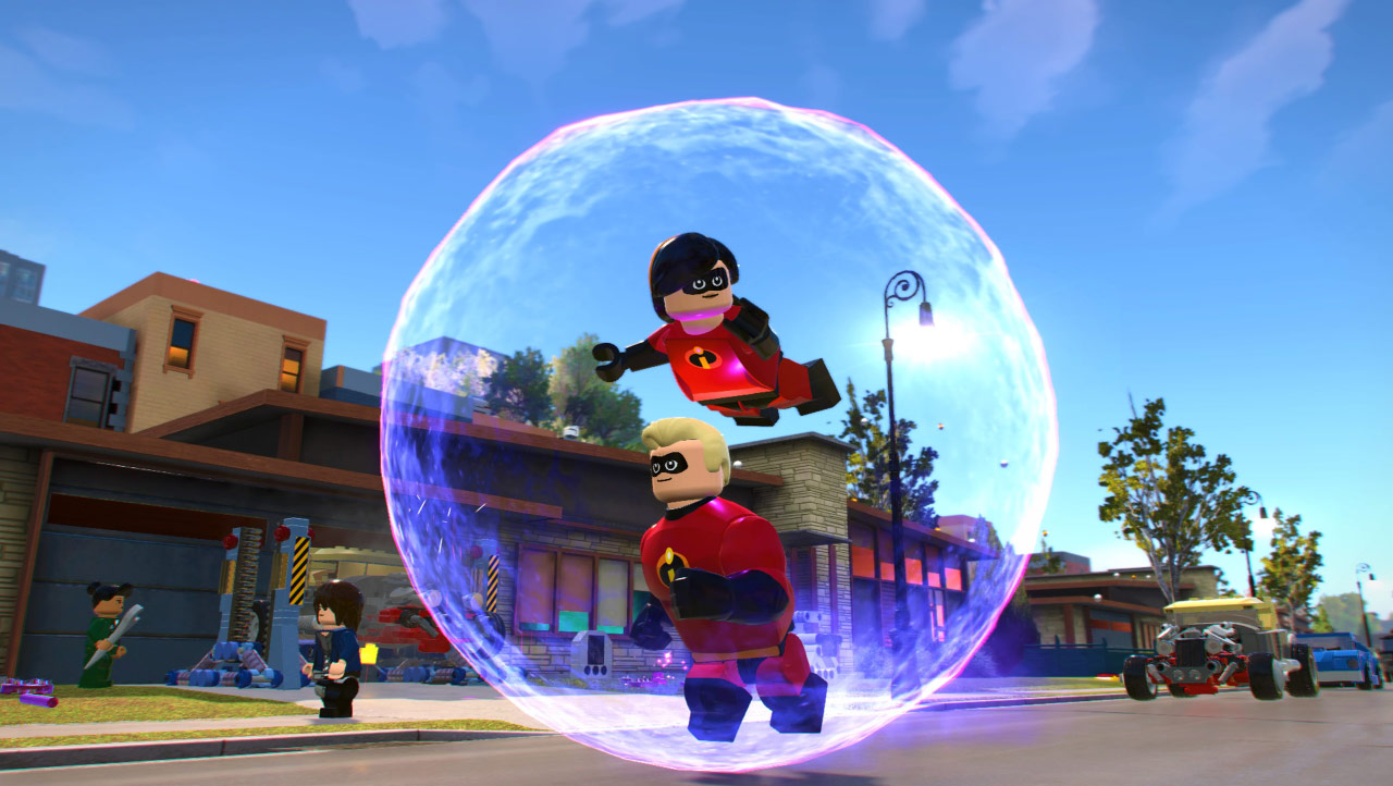 LEGO Incredibles pro Switch