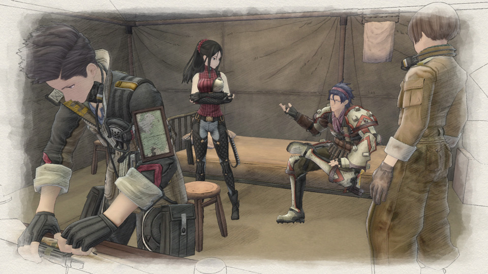 detail Valkyria Chronicles 4 Launch Edition - Switch