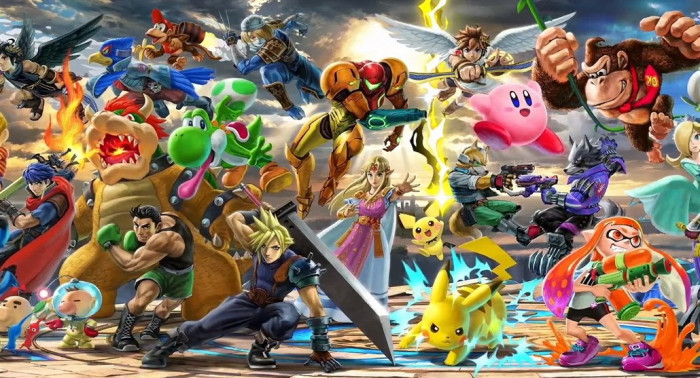 detail Super Smash Bros. Ultimate - Switch
