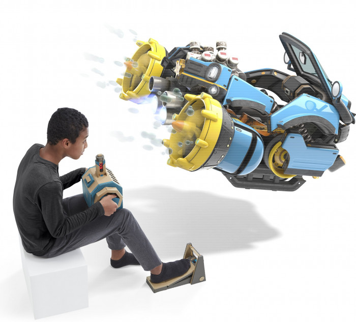 Nintendo Labo: Vehicle Kit pro Switch