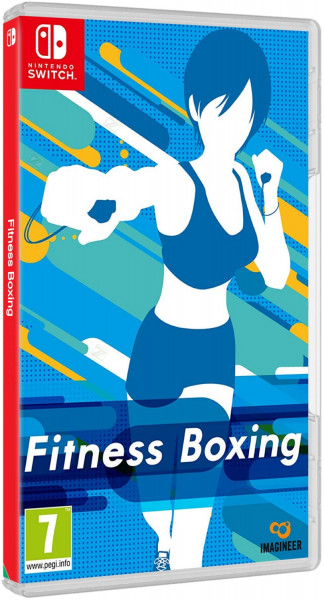 detail Fitness Boxing - Switch