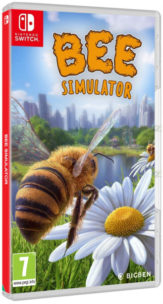 detail Bee Simulator - Switch