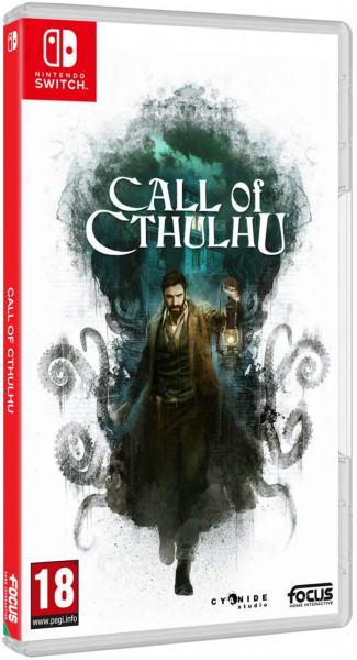 detail Call Of Cthulhu - Switch