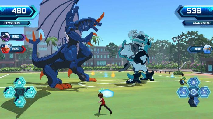 Nintendo Switch - Bakugan: Champions of Vestroia